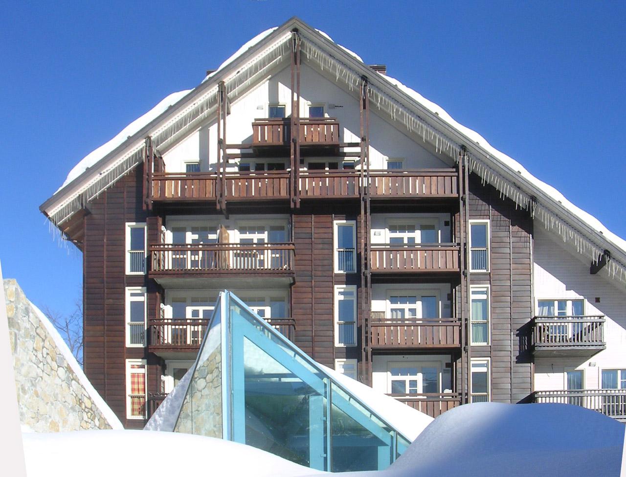 Stalle Lunghe - Edificio residenziale L1