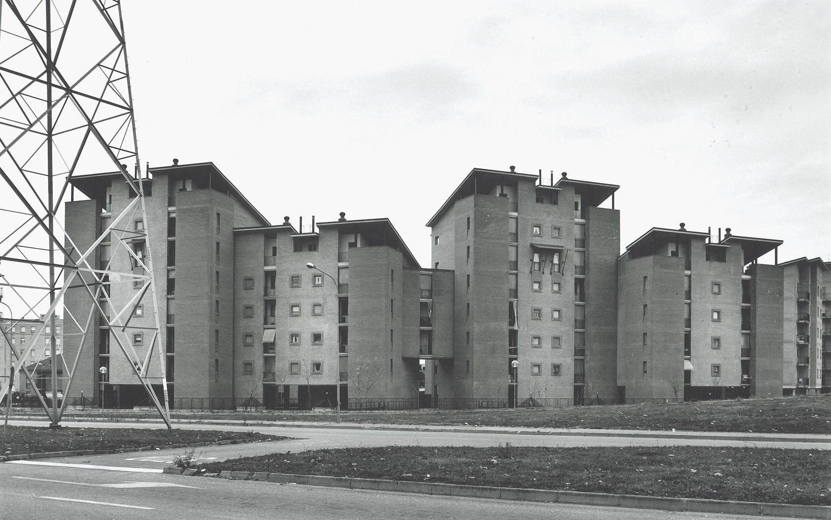 Insediamento di Edilizia Economica Popolare a Beinasco