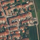 Piano di recupero residenziale a Bosconero - foto aerea