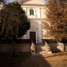 Restauro Chiesa della Pace a Chieri - facciata dopo il restauro