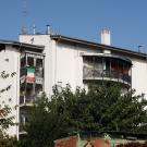 Edificio residenziale zona ex Cinema Italia a Beinasco - vista
