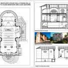 Restauro complesso parrocchiale a Frabosa Sottana - progetto di restauro della Chiesa della Confraternita