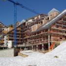 """Edificio paralberghiero """"Plein Soleil"""" a Prato Nevoso - in costruzione"""
