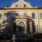 Ristrutturazione Edificio ottocentesco a Moncalieri - particolare della facciata principale