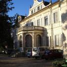 Ristrutturazione Edificio ottocentesco a Moncalieri - vista della facciata principale