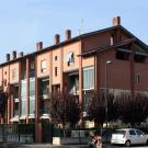 Edificio di Edilizia residenziale pubblica in Beinasco Lotto 1Pu - Rn1 - vista da Sud