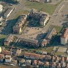 Pec residenziale RN1 a Beinasco - vista aerea
