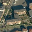 Insediamento residenziale Rn1 - foto aerea