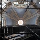 cupola in restauro