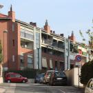 Edificio residenziale a Beinasco - prospetto sud ovest