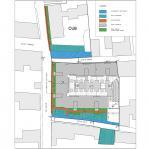 Piano di recupero residenziale a Bosconero - planimetria